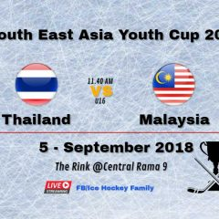 South East Asia Youth Cup 2018 | Thailand Vs Malaysia U16