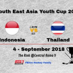 South East Asia Youth Cup 2018 | Indonesia Vs️ Thailand U15