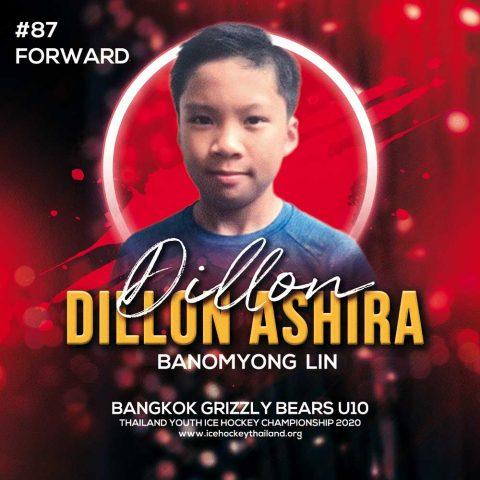 Dillon Ashira  Banomyong Lin