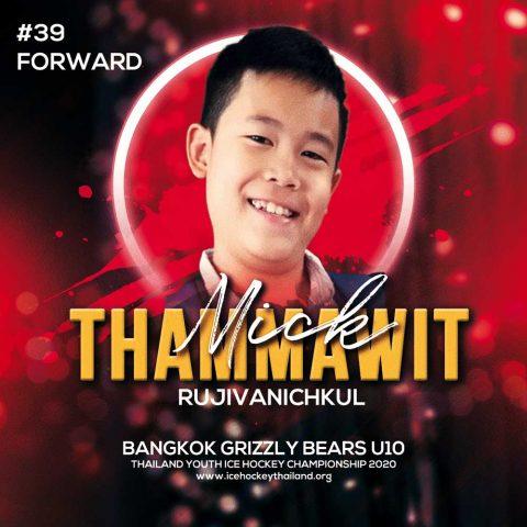 Thammawit  Rujivanichkul