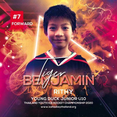 Benjamin  Rithy