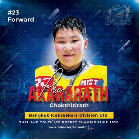 Akararath  Chokthitirath