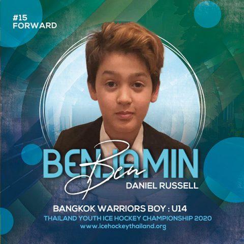 Benjamin Daniel  Russell
