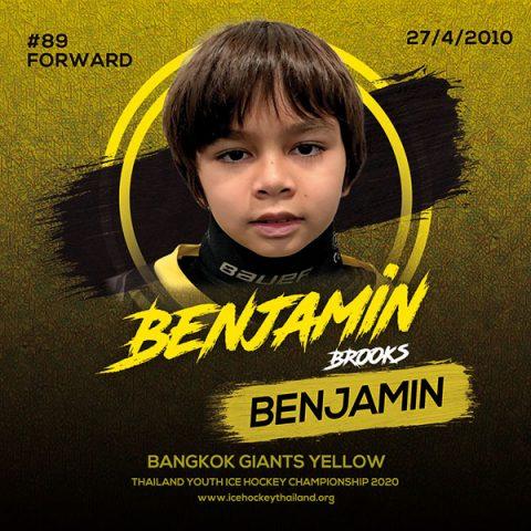 Benjamin  Brooks