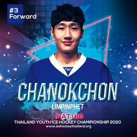 Chanokchon  Limpinphet