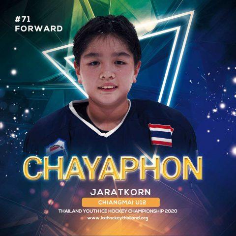 Chayaphon  Jaratkorn