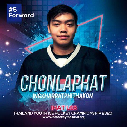 Chonlaphat  Ingkharratphithakon