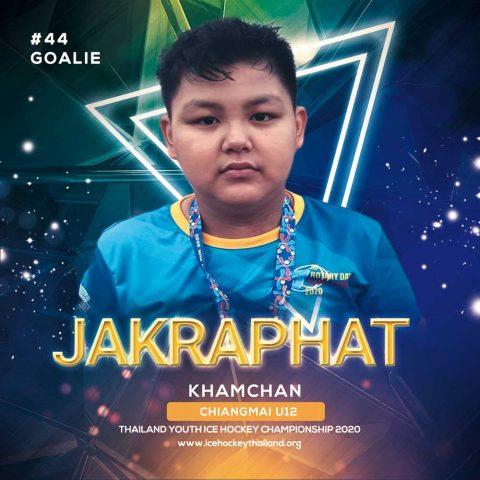 Jakraphat  Khamchan