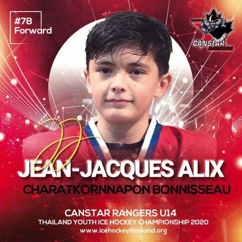 Jean-jacques alix charatkornnapon  Bonnisseau