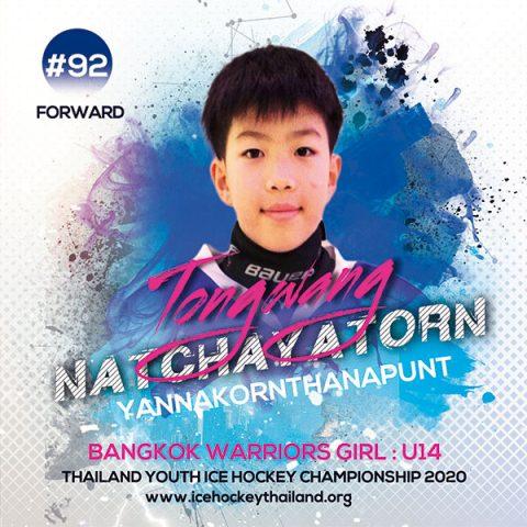 Natchayatorn  Yannakornthanapunt
