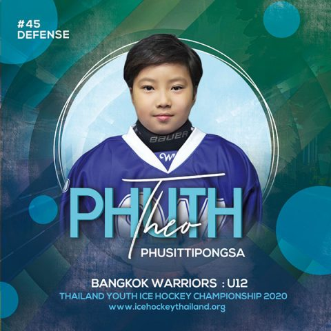 Phuth  Phusittipongsa