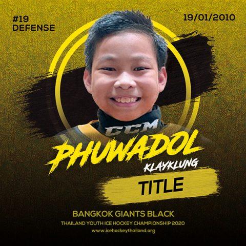 Phuwadol  Klayklung