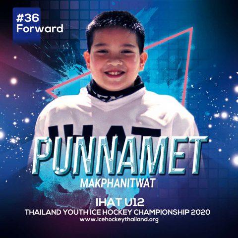 Punnamet  Makphanitwat