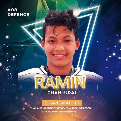 Ramin  Chan-urai