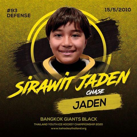 Sirawit Jaden  Chase