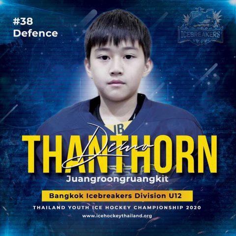 Thanthorn  Juangroongruangkit