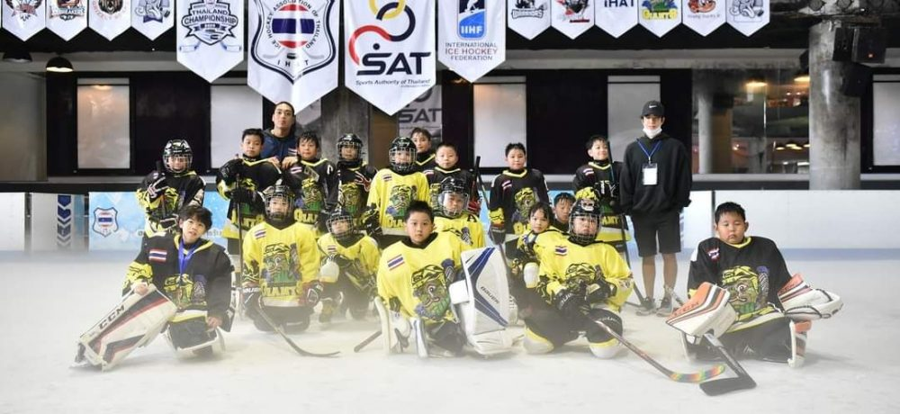 Bangkok Giants Ice Hockey
