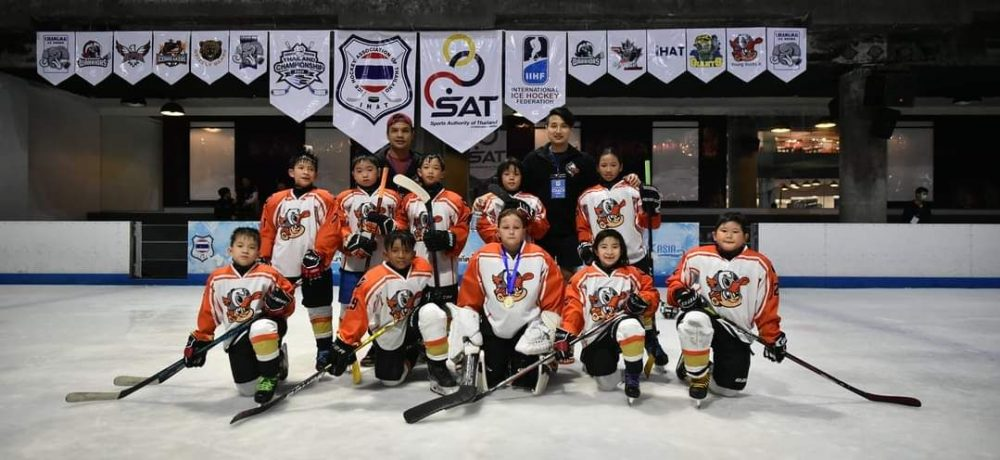 Young Ducks Jr Ice Hockey