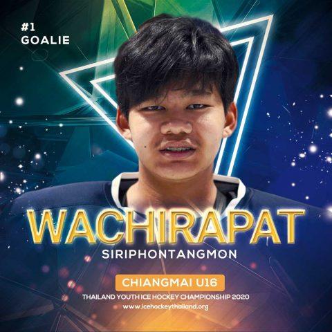 Wachirapat  Siriphontangmon