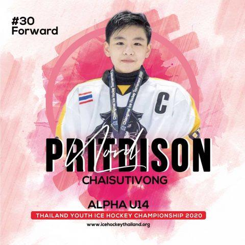Pritdison  Chaisutivong