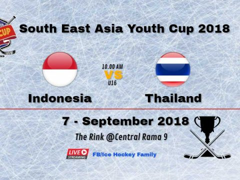South East Asia Youth Cup 2018 | Indonesia Vs️ Thailand U16