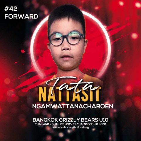 Nattasit  Ngamwattanacharoen