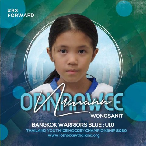 Ornrawee  Wongsanit