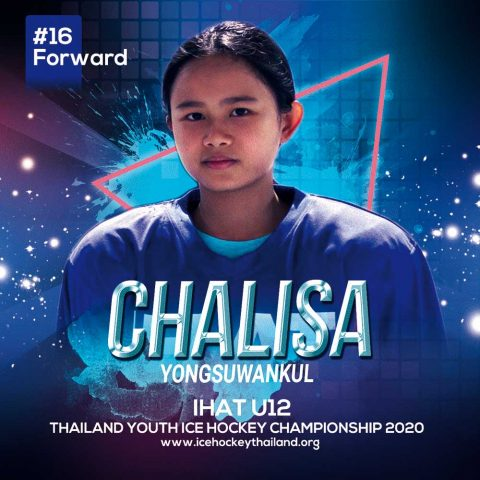 Chalisa  Yongsuwankul