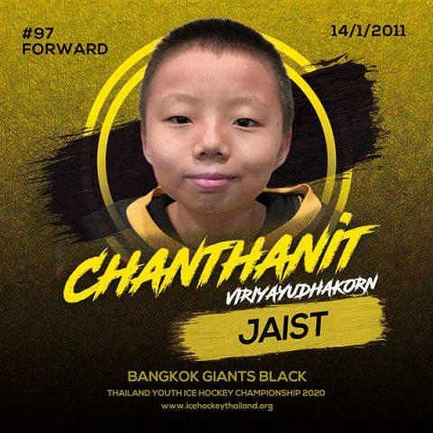 Chanthanit  Viriyayudhakorn