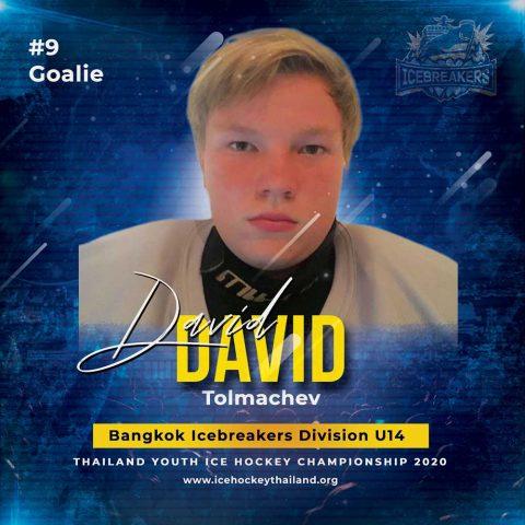 David  Tolmachev