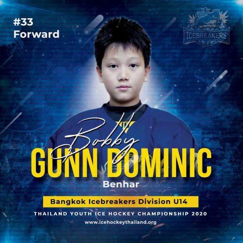 Gunn Dominic  Benhar