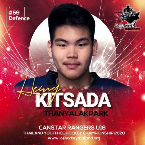 Kitsada  Thanyalakpark