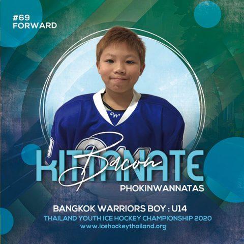 Kittanate  Phokinwannatas