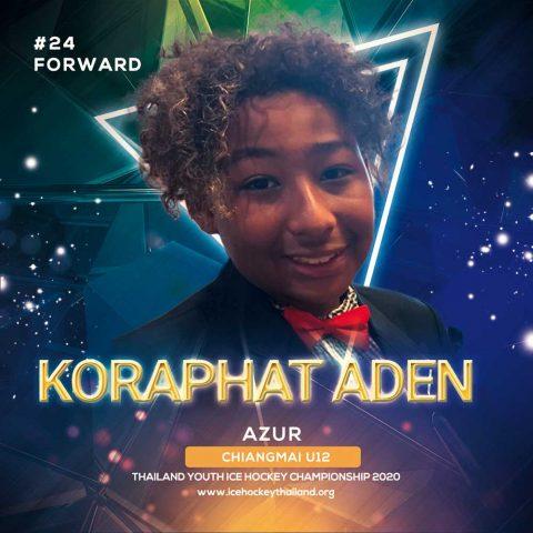 Koraphat Aden  Azur