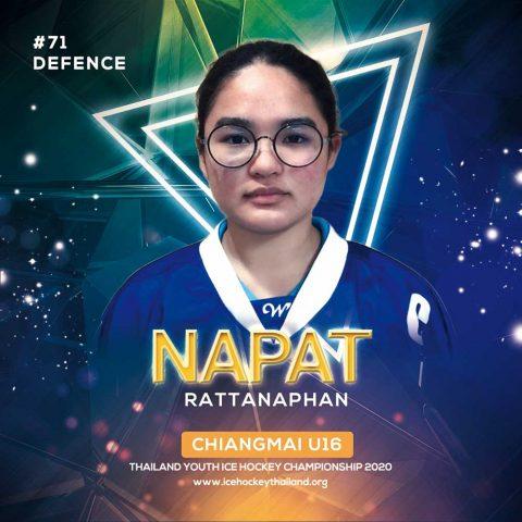 Napat  Rattanaphan