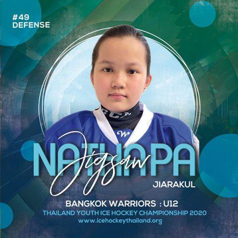 Nathapa  Jiarakul