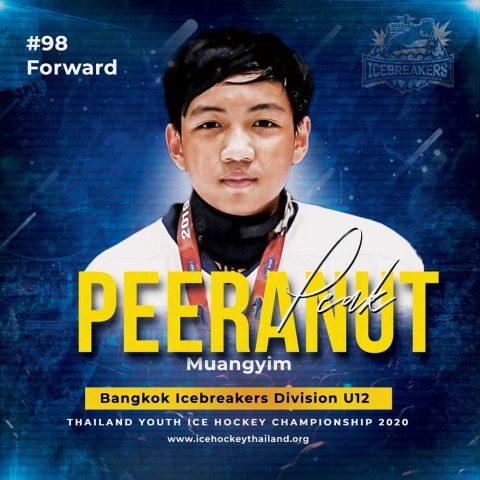 Peeranut  Muangyim