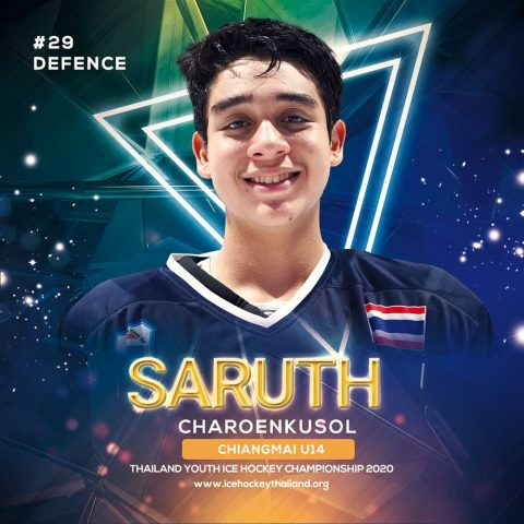 Saruth  Charoenkusol