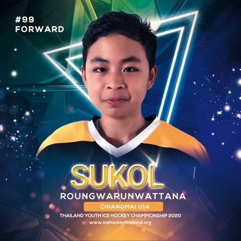 Sukol  Roungwarunwattana