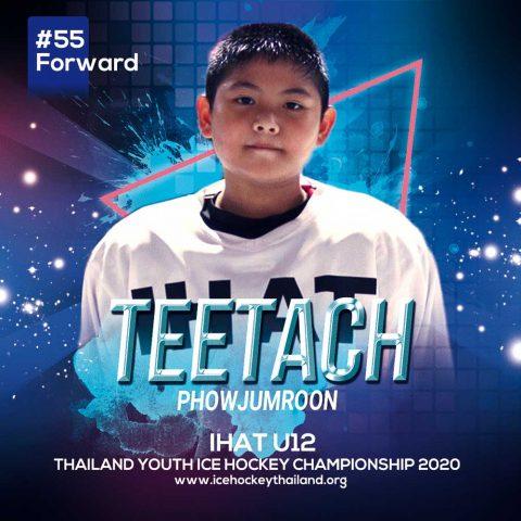 Teetach  Phowjumroon