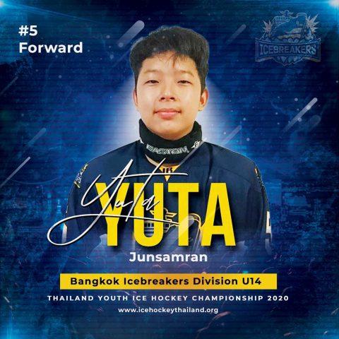 Yuta  Junsamran