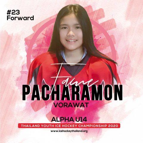 Pacharamon  Vorawat