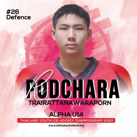 Podchara  Trairattanawaraporn