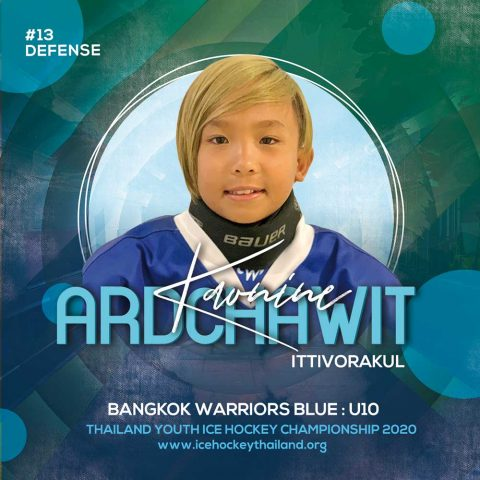 Ardchawit  Ittivorakul